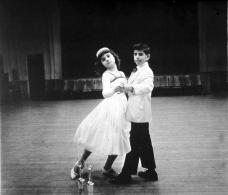 Arbus Diane, Campionati interstatali di danza juniores N. Y. 1962