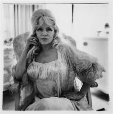 Diane Arbus, Mae West