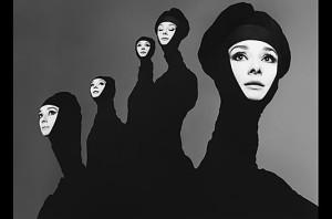 Richard Avedon, Audry Hepburn, Gennaio 1967.