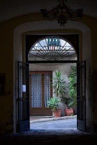 Palazzo Amaduri, Gioiosa Ionica, Aprile 2015. © Claudia Stritof.