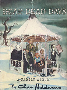 Dear Dead Day, The New Yorker cover